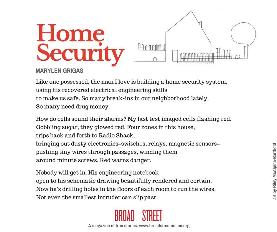 grigas home security new layout