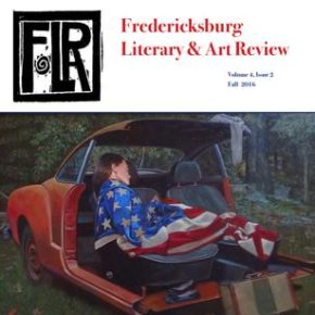 FLAR (Fredericksburg Literary & Art Review) digs into BROAD STREET.