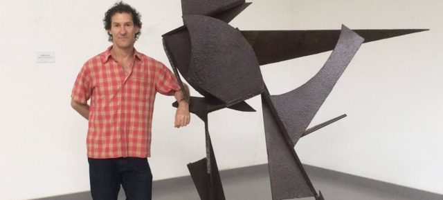 "From Our Pages: ""The Jaw Drops Each Time,"" an interview with Daniel M. Krause, sculptor."