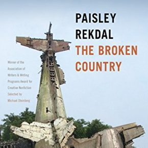 "Breaking News: Contributor Paisley Rekdal's new book, ""The Broken Country,"" evaluates Vietnam's legacy. Paisley will appear at Chautauqua in August--details below!"