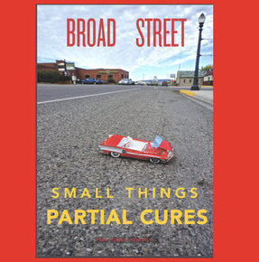 "Our Summer 2018 issue, ""Small Things, Partial Cures,"" has hit the street and the web. Sample some of the contents here now."