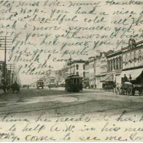 """""""Here at 817 West Broad"""": American history recorded in a single block of a Broad Street. By Harry Kollatz, Jr."""